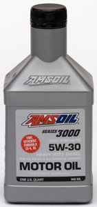 Series 3000 SAE 5W-30 Synthetic Heavy Duty Diesel Oil